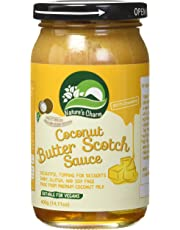 Nature's Charm Coconut Butter Scotch Sauce, 1 Count