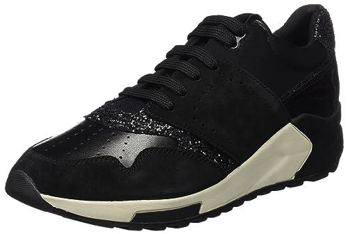 Geox D Phyteam A, Zapatillas para Mujer: Amazon.es: Zapatos y complementos