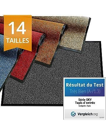 Etm Tapis Du0027entrée Série Premium | Tapis Antidérapant Absorbant U0026 Lavable |  Paillasson Entrée