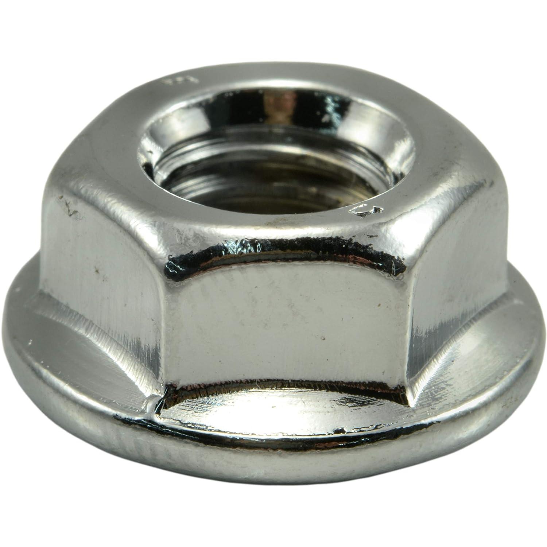 Hard-to-Find Fastener 014973500207 500207 Flange-Nuts 6 Piece