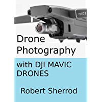 Drone Photography with DJI Mavic Drones book cover