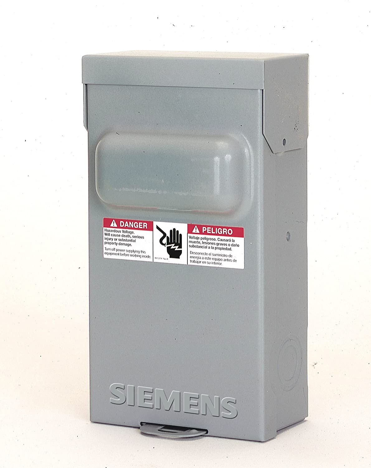 Siemens Wf2030 30 Amp Fusible Ac Disconnect Circuit Breakers Central Air Fuse Box Brands