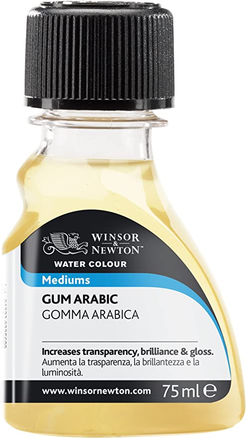 Winsor Newton Additif Aquarelle Gomme Arabique 75 Ml Amazon Fr