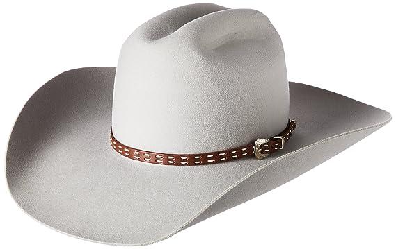 4a3f9a0b8c62d Bailey Western Men's Easton Western Cowboy Hat at Amazon Men's ...