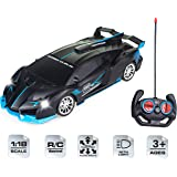 WISHKEY Remote Control Super High Speed Racing Car with Stylish Looks & Modern Design,RC Vehicle Toy for Kids