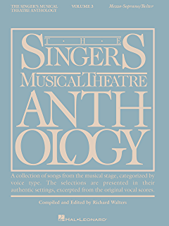 The singers musical theatre anthology volume 1 soprano book only the singers musical theatre anthology volume 3 mezzo sopranoalto book only fandeluxe Images