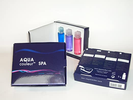 Spa Kit Aqua Couleur SUMMER SPECIAL OFFER