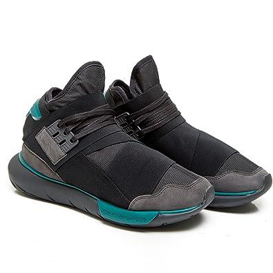 3537b5c67af5 adidas adidasBB4735 - Baskets Homme Y-3 Qasa High Noires
