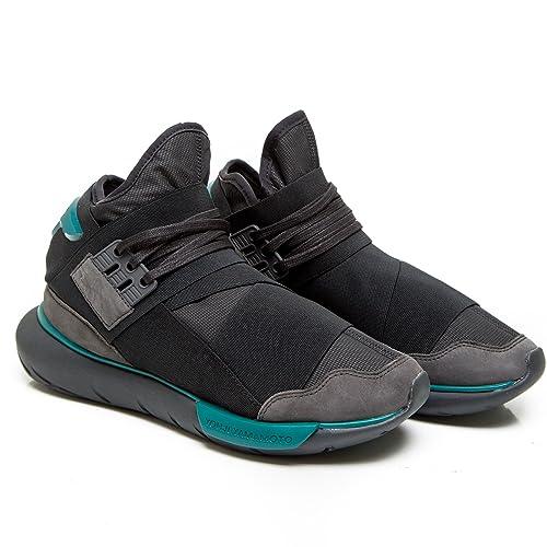 timeless design 00450 bf16f ... Equipo 10 M Af4446 Blanco Negro Gris Zapatos buy popular  adidasBB4735  - Adidas para Hombre Y-3 Qasa High ChamelNegroReteme Bb4735 meet 1eb3f  2671e ...