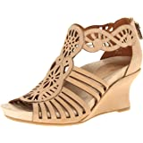 Earthies Women's Caradonna Wedge Sandal