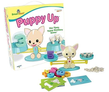 Amazoncom Playmonster Smart Start Puppy Up Toys Games