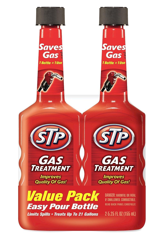 STP Gas Treatment (5.25 fluid ounces) (pack of 2), 14413 78578