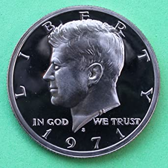 Gem Cameo 1984 S Proof Kennedy Half Dollar FREE SHIPPING! Clad US Coin