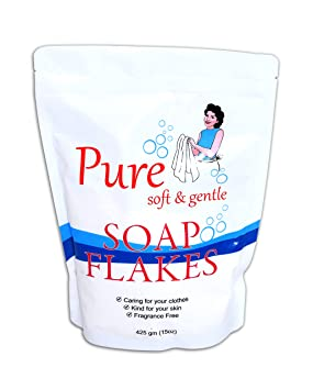 Original Pure Soap Flakes Boxed by Playlearn (10 washes) (1 ...