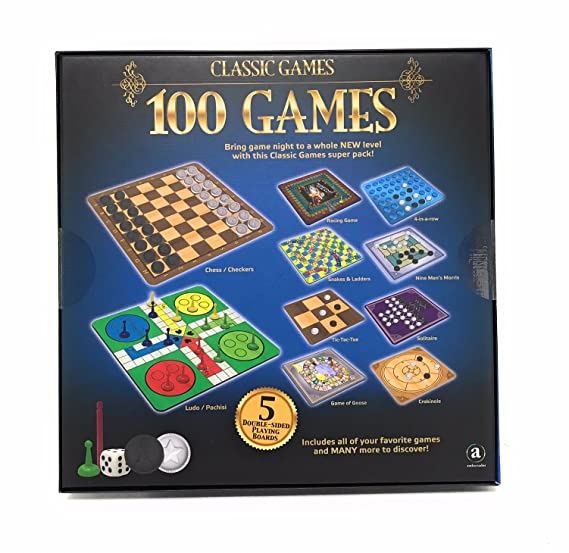 Amazoncom Ambassador Classic Games New For This Year Toys Games - Docu games