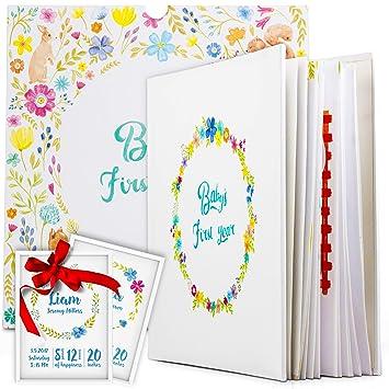 Amazon.com: Bebé libro de memoria libro por Petite Pro: 1st ...