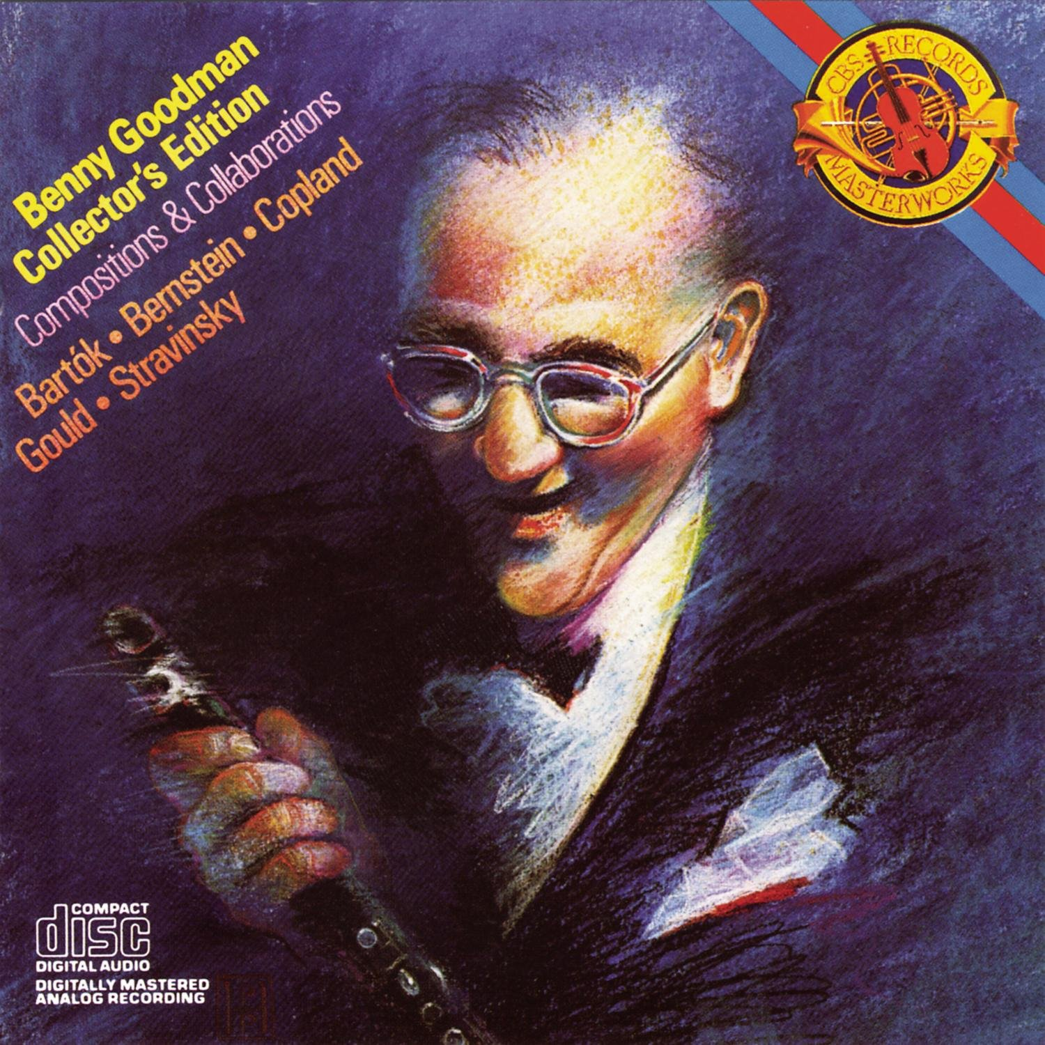 goodman collector box. bela bartok, columbia jazz combo, symphony orchestra, benny goodman, joseph szigeti - goodman collector\u0027s edition amazon.com music collector box