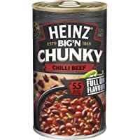 Heinz Big 'N Chunky Chilly Beef Canned Soup, 520g
