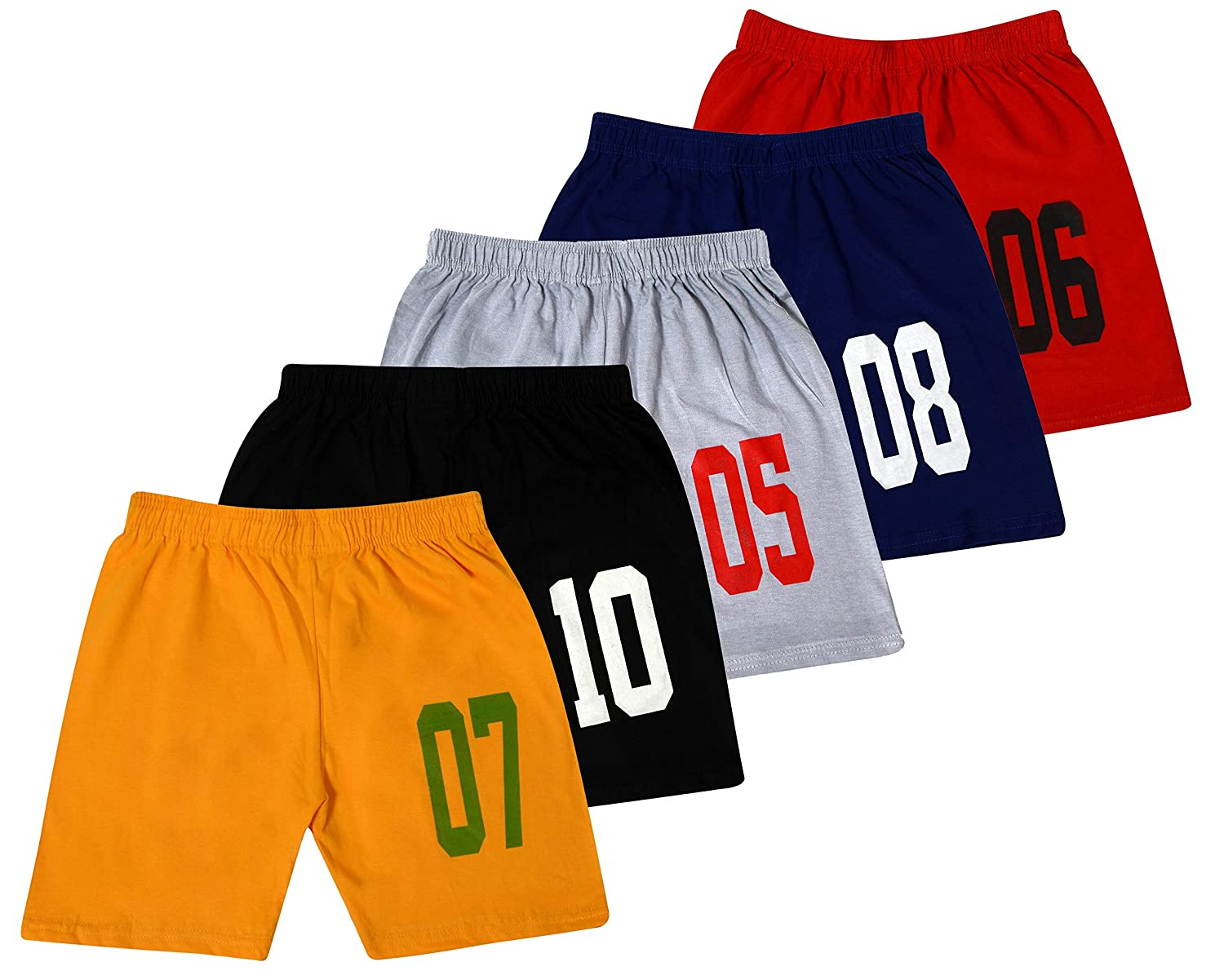 Boy's and Girl's Short(Pack of 5)
