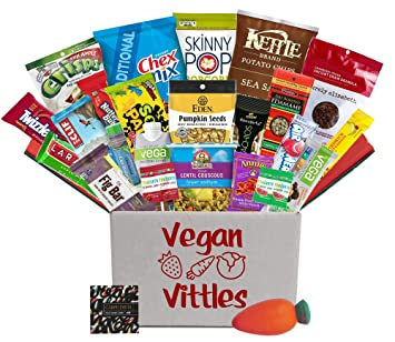 Vegan Care Package For College Student Birthday Or At Final Exam Time Military Troops