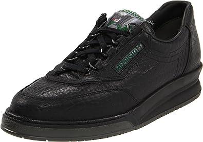 6af55c57ab4e77 Mephisto Women's Rush Walking Shoe,Black,9 M US: Amazon.in: Shoes ...