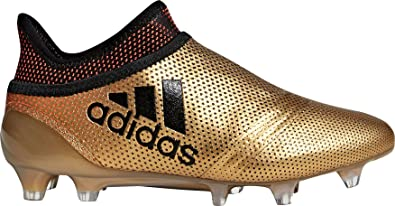86d4d2a6b Image Unavailable. Image not available for. Color  adidas X 17+ Kids Firm  Geound Soccer Cleats ...