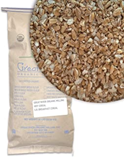 product image for Great River Organic Milling, Hot Cereal, Breakfast Cereal, Organic, 50-Pounds (Pack of 1)