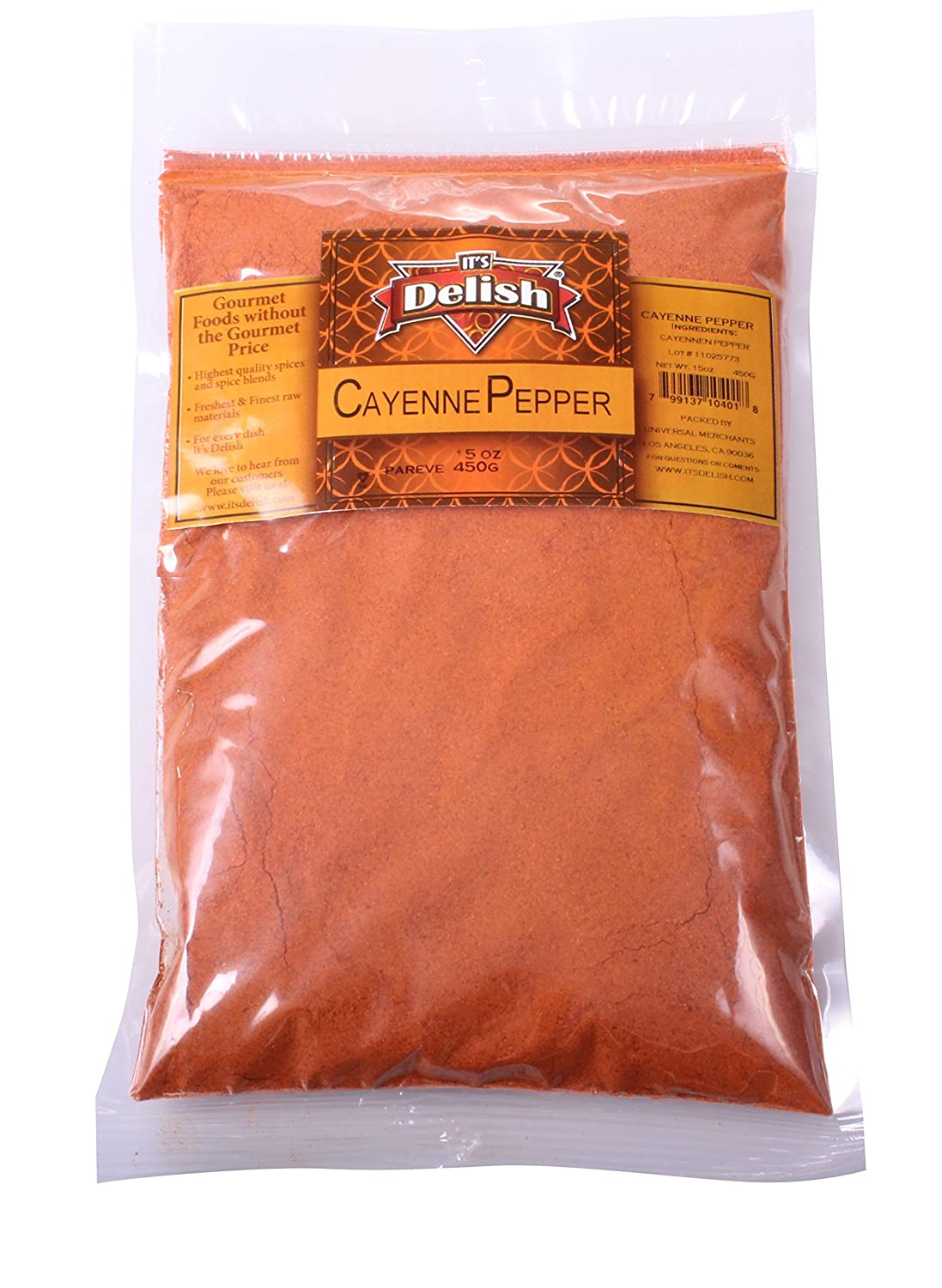 Cayenne Pepper by Its Delish (1 lb)