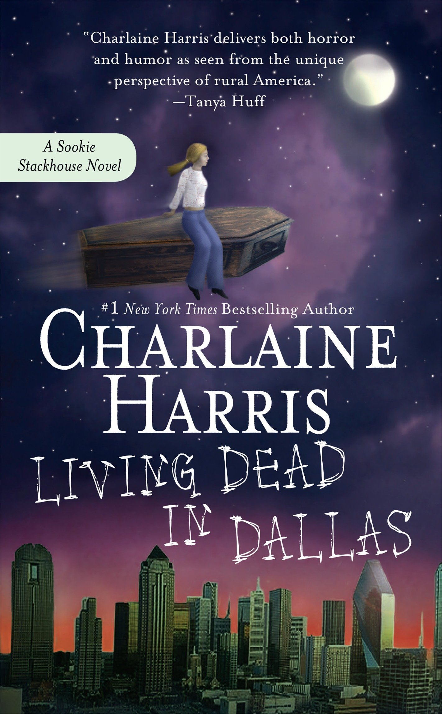 Download Living Dead in Dallas (Sookie Stackhouse/True Blood, Book 2) PDF