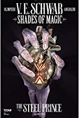 Shades of Magic: #4: The Steel Prince (Shades of Magic - The Steel Prince) Kindle Edition