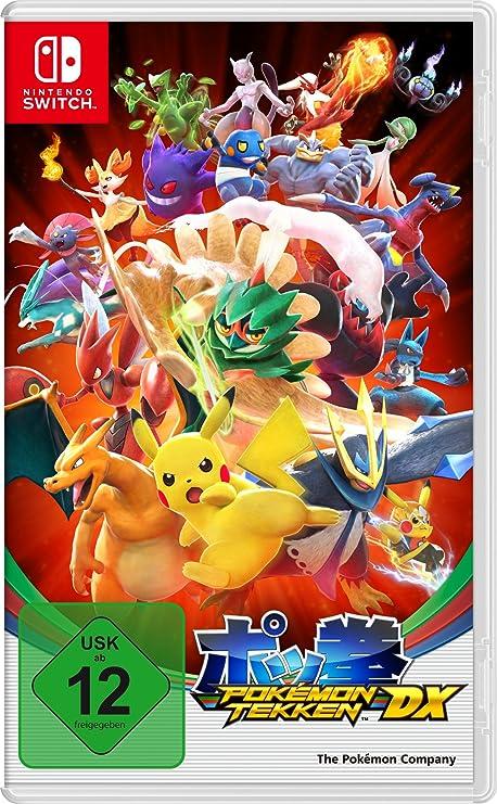 Pokémon Tekken DX [Importación francesa]: Amazon.es: Videojuegos