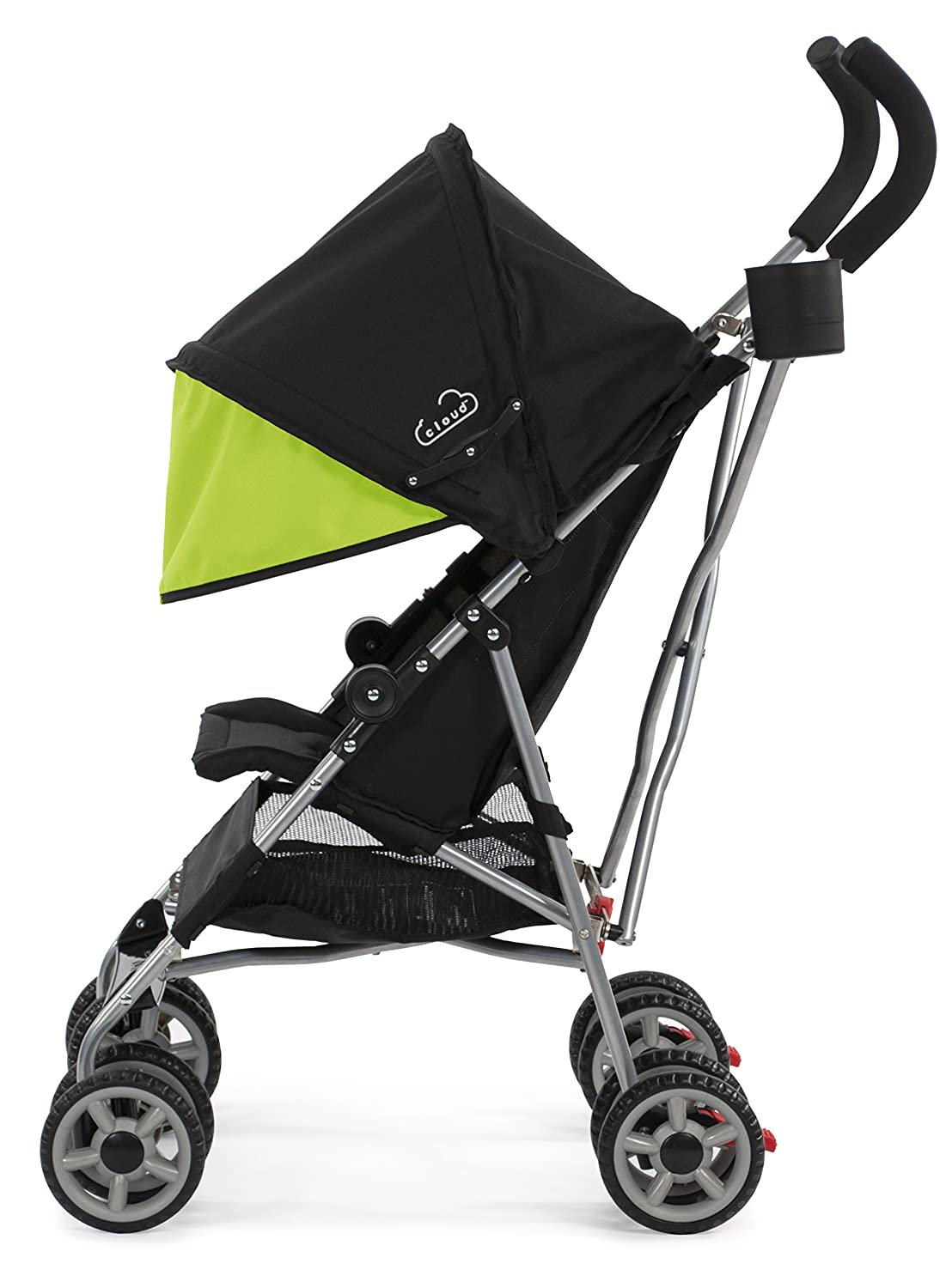 amazon com kolcraft cloud lightweight umbrella stroller with large