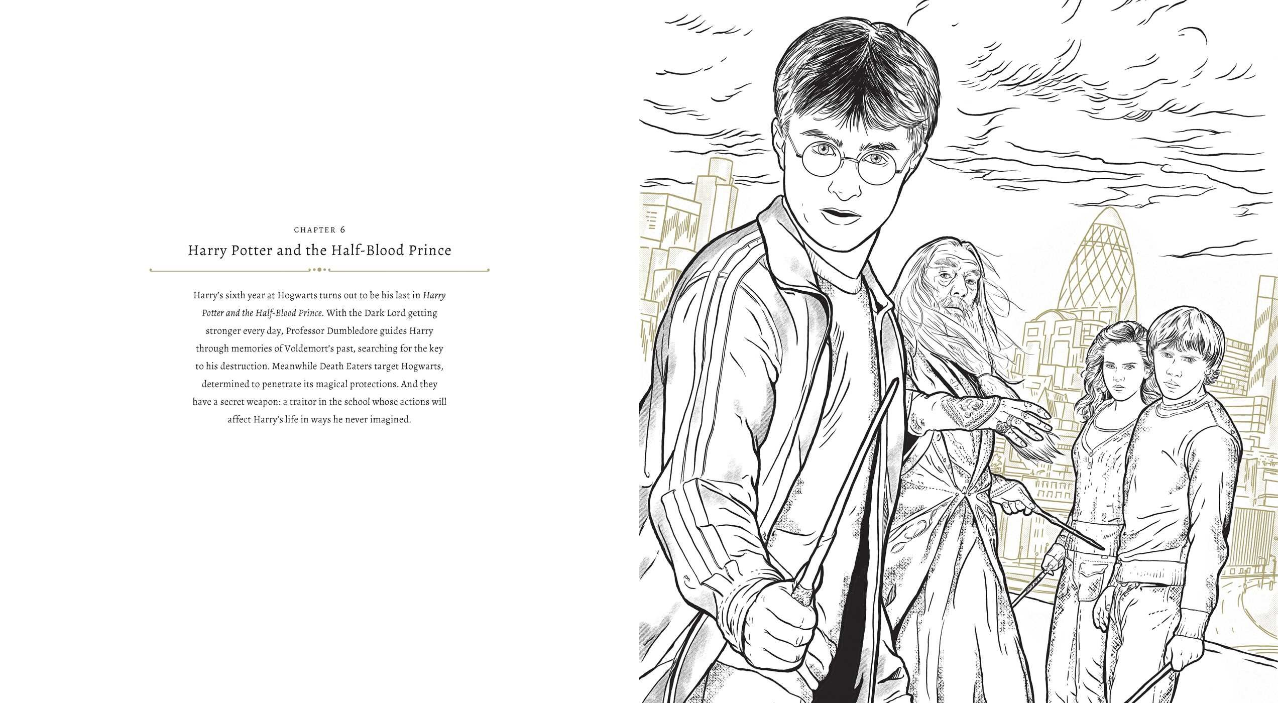 Harry Potter And The Goblet Of Fire Coloring Pages   COVID OUTBREAK   1400x2545