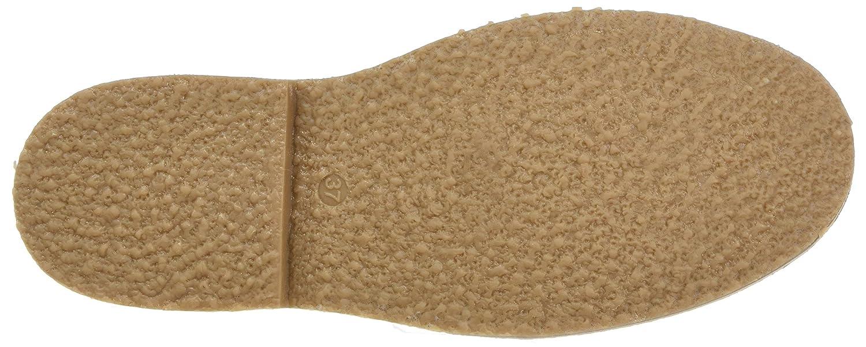 ICHIA Mynte Emb Fw - Zapatos Planos con Cordones Mujer, Color Gris, Talla 37