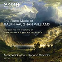 The Piano Music Of Ralph Vaughan Williams [Somm: SOMMCD 0164]