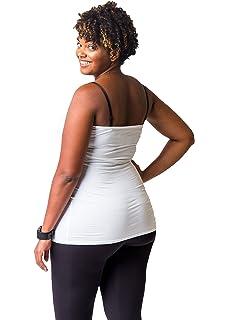 e609c556e47 Undercover Mama Nursing Tank Tops - Value 2-Pack - Maternity and  Breastfeeding Undershirt