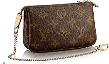 5e87c5e2d0d2 Louis Vuitton Monogram Canvas Mini Pochette Accessoires M58009