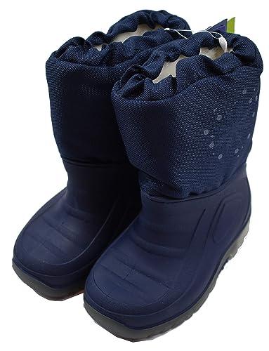 erstklassige Qualität hell im Glanz retro WALKX Winterstiefel Schnee-Boots Thermostiefel Blinklicht ...