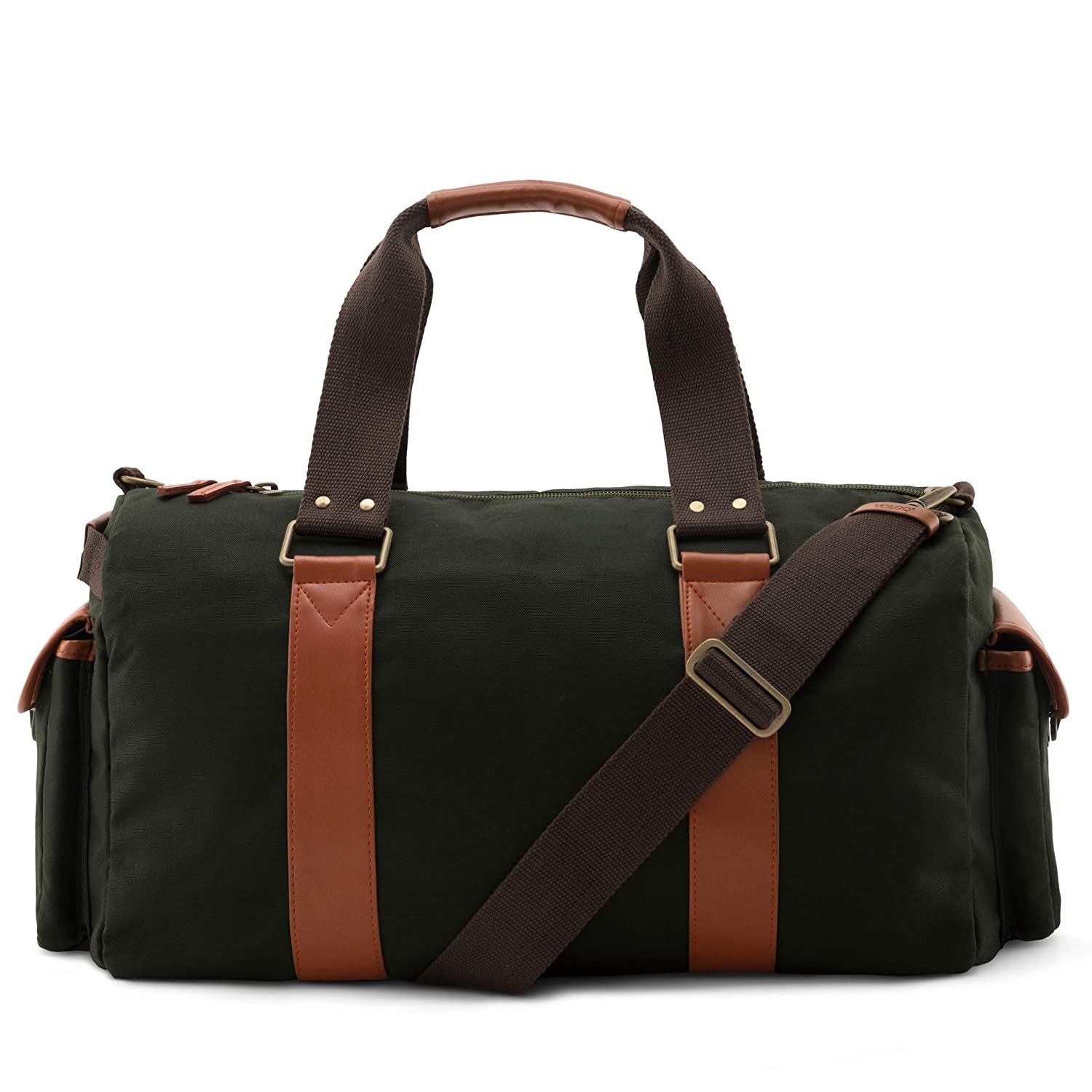 VOLOQ Karac Travel Bag Duffle for Men   Women 6b70d754ee619