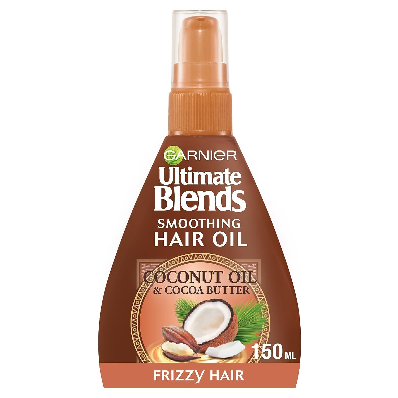 Garnier Ultimate Blends Coconut Hair Oil for Frizzy Hair 150 ml Garnier Ambre Solaire 3600541382688