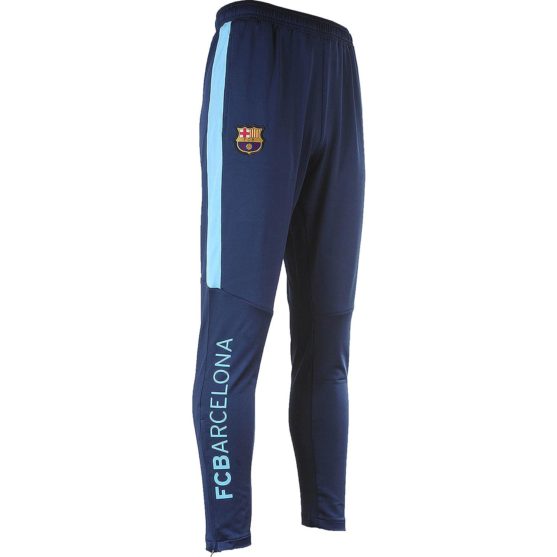 FC Barcelona - Pantalón de entrenamiento de la colección oficial FC  Barcelona para hombre a3b127063cb76