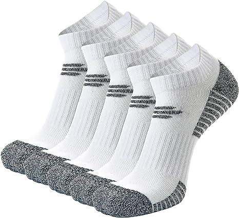 Calcetines Cortos Tobilleros Hombre Mujer Invisibles Bajos Antiampollas Weekend Peninsula 5 Pares Calcetines Running Deportivos Hombres Mujer