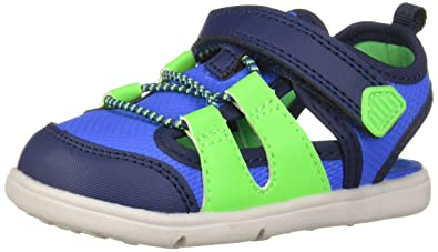 0aca3d7eff4e Carter s Every Step Swim Baby Boy s and Girl s Walking Fisherman Sandal  Sport