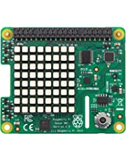 Raspberry Pi 3 Sense Hat - Input Out Device LEDs with Orientation, Pressure, Humidity and Temperature Sensors