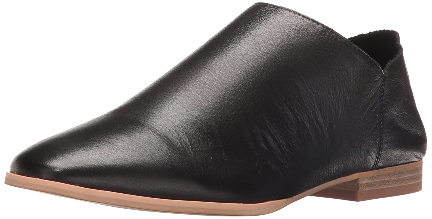 Chinese Laundry Women's Owen Flat B01JKAXJ30 8 B(M) US|Black Leather