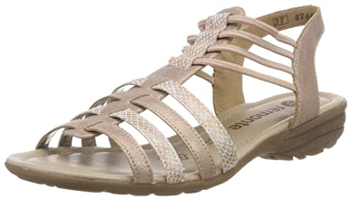 Remonte Women's R3630 Ankle Strap Sandals Outlet Cheapest Price iEWEOM2oVo