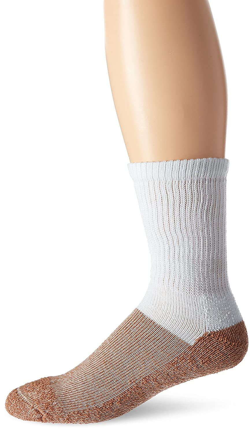 Copper Sole Men's Pro Therapy Cupron Crew Socks CSCU-2051