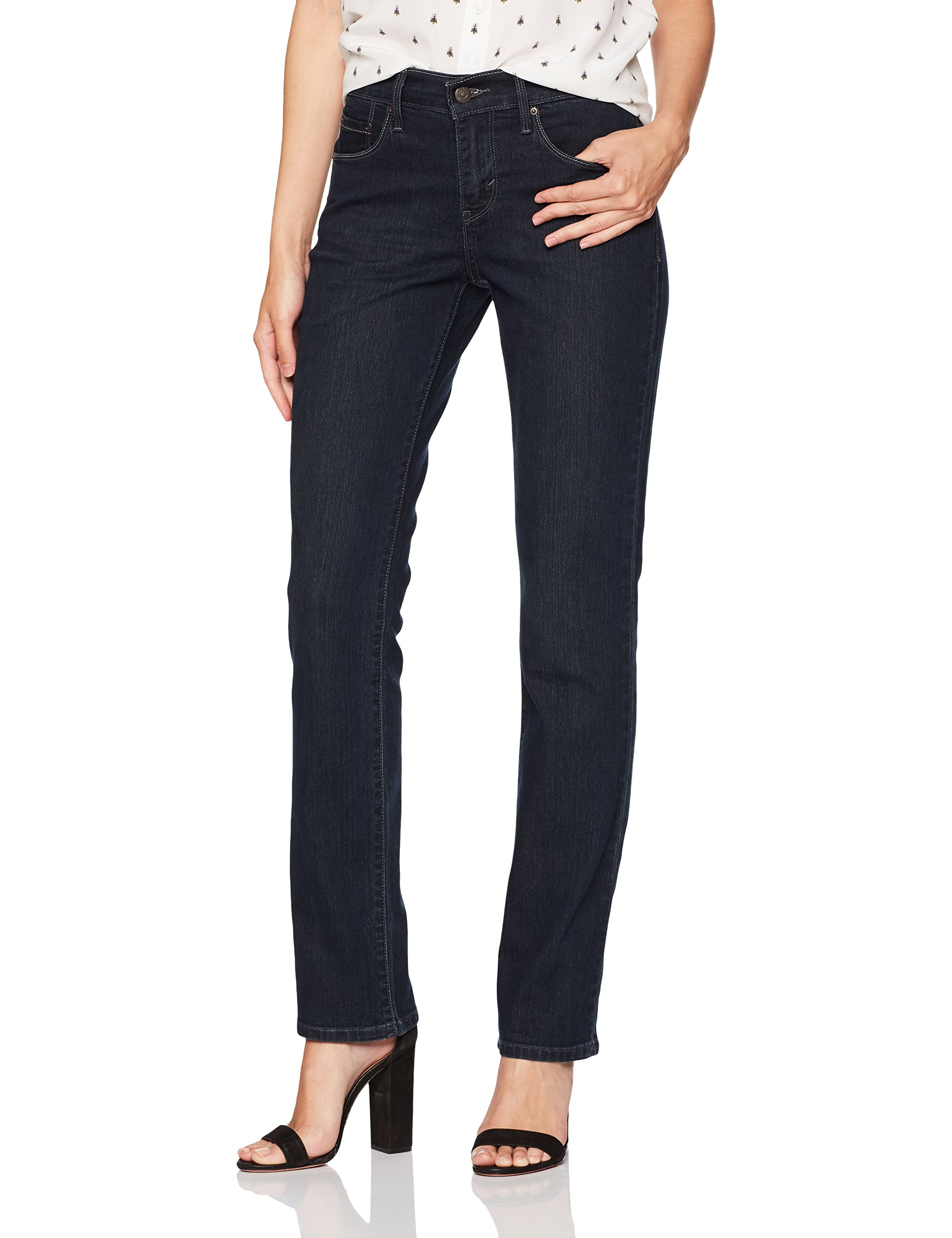 Levi's Women's 505 Straight-Leg Jean, Immersion, 29/8 Short