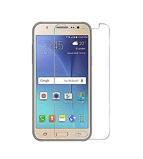 VZZR Tempered Glass for Samsung Galaxy J5  2016  Screen guards