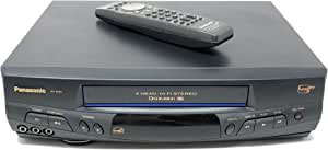 Panasonic PV-8451 VCR Video Cassette Recorder 4-Head Hi-Fi Stereo Omnivision VHS Player. VCR-Plus+. Works Great. Energy Star Rated Device. Works Awesome!